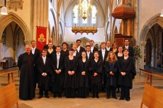 2014 Cathedral group photo