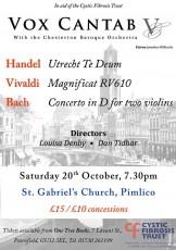 October 2012 | Vivaldi & Handel