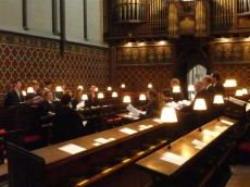 January 2014 | Evensong at Rochester Cathedral