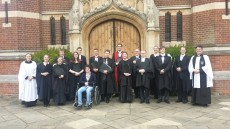 Evensong at Selwyn