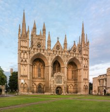 February 2013 | Peterborough Cathedral Evensong