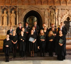 August 2013 | Residency at St Davids Cathedral, Pembrokeshire