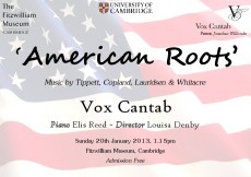 January 2013 | American Roots