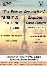 February 2015 | Duruflé Requiem
