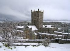 2018/19 New Year in St Davids