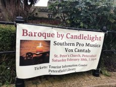 2018 February | Baroque by Candlelight