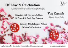 2020 February | Of Love & Celebration
